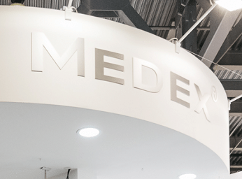 MEDEX на выставке INTERCHARM PROFESSIONAL. Весна 2017
